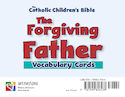 The Forgiving Father Vocabulary Cards