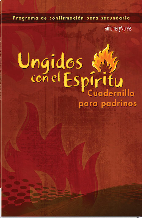 Anointed in the Spirit Sponsor Booklet (Ungidos con el Espiritu Cuadernillo para padrinos)