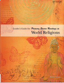 Leader's Guide for Primary Source Readings in World Religions