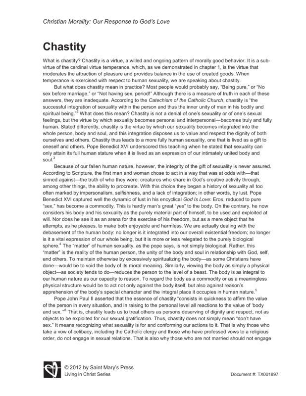 mere christianity essay example