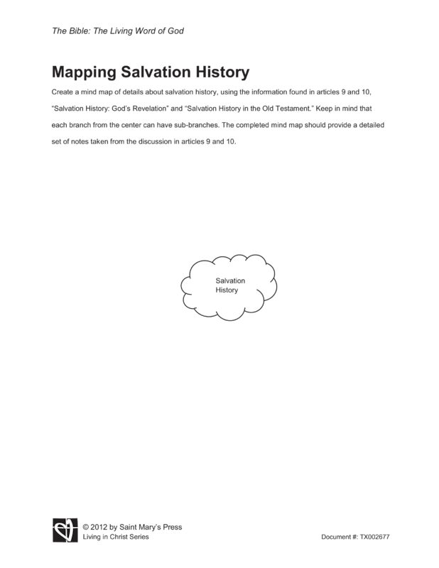 salvation history essay Some quotes concerning abraham lincoln  almost no one knows that he believed in the doctrine of universal salvation  lincoln wrote an essay about.