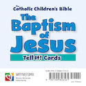 The Baptism of Jesus Tell It! Cards