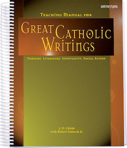 Teaching Manual for Great Catholic Writings