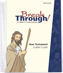 New Testament Leader Guide for Breakthrough! GNT